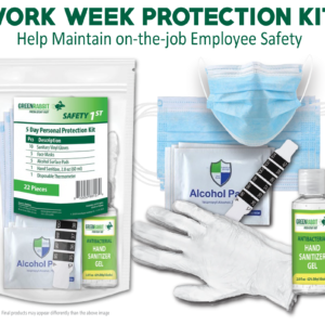 5 Day PPE Kit